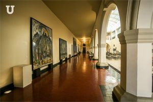 ¿Sabes dónde se encuentra este pasillo? #ConoceLaUni