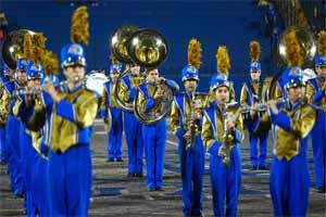 Banda Azul y Oro prepara su marcha con ensayos digitales