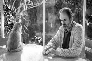 Encuadra Victor Benítez vida íntima de escritores