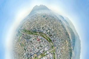 Plantean garantizar agua en Monterrey a través de parques hundidos