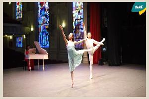 Se unen la música y la danza en concierto