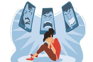 Mujeres jóvenes, principales víctimas de ciberacoso