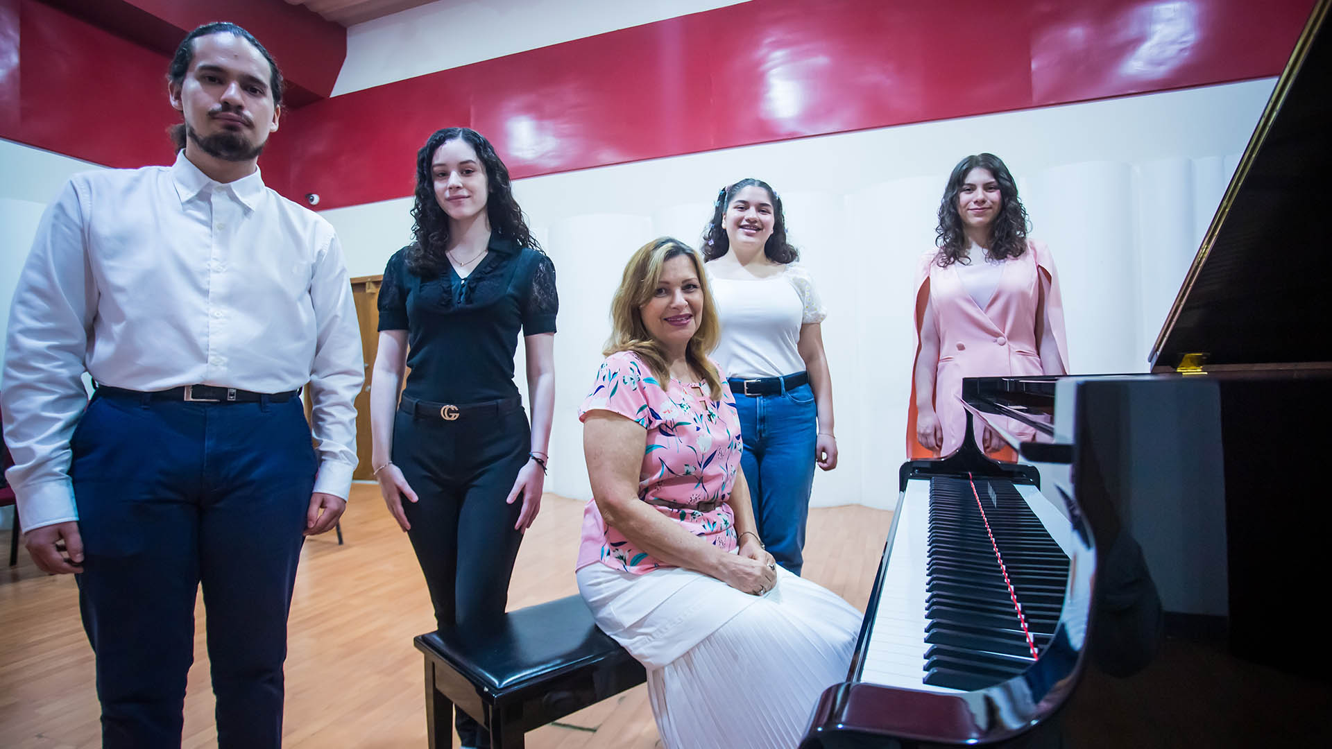 UANL pianists from victory to victory all over the world