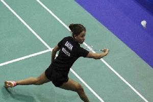 Debutará UANL en bádminton olímpico con raqueta de Haramara