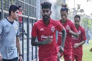 Triunfa Jorge en la India como preparador físico de la I-League