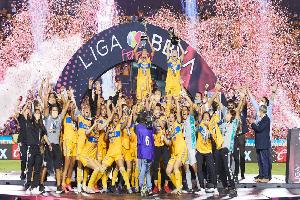 Se corona Tigres femenil campeón de campeones