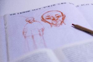 """Premio """"José Alvarado"""" comparte tips para escribir cuento"""