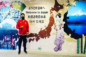 Cuentan atletas con apoyo de Brandon Uriel en Tokio