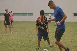 Hugo Ayala: combinación exitosa del deporte y el estudio
